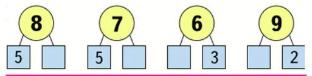 Страница 6 учебник Математика 1 класс 2 часть Моро задание 4