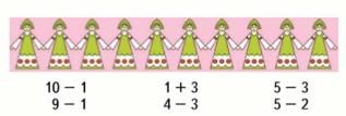 Страница 61 учебник Математика 1 класс 1 часть Моро задание 2