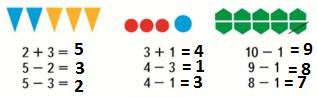 Страница 62 учебник Математика 1 класс 1 часть Моро задание 4 ответ