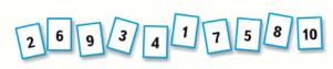 Страница 62 учебник Математика 1 класс 1 часть Моро задание 1