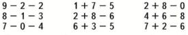 Страница 7 учебник Математика 1 класс 2 часть Моро задание 3