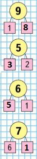 Страница 71 учебник Математика 1 класс 1 часть Моро задание задание на полях ответ
