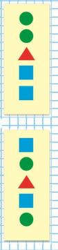 Страница 73 учебник Математика 1 класс 1 часть Моро задание задание на полях