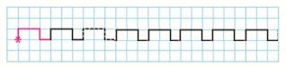 Страница 74 учебник Математика 1 класс 1 часть Моро задание задание 3 ответ