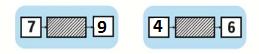 Страница 75 учебник Математика 1 класс 1 часть Моро задание задание 5-1 ответ