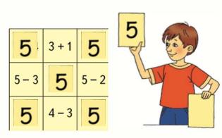 Страница 77 учебник Математика 1 класс 1 часть Моро задание задание 1 ответ