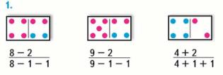 Страница 84 учебник Математика 1 класс 1 часть Моро задание 1