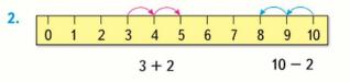 Страница 84 учебник Математика 1 класс 1 часть Моро задание 2