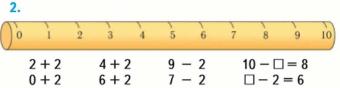 Страница 86 учебник Математика 1 класс 1 часть Моро задание 2