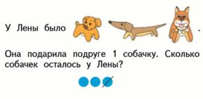 Страница 87 учебник Математика 1 класс 1 часть Моро задание 4