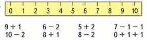 Страница 95 учебник Математика 1 класс 1 часть Моро задание 6