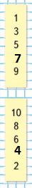 Страница 95 учебник Математика 1 класс 1 часть Моро задание на полях ответ