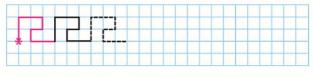 Страница 99 учебник Математика 1 класс 1 часть Моро задание 6