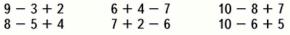Страница 102 учебник Математика 1 класс 2 часть Моро задание 6