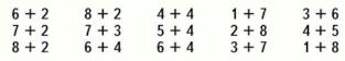 Страница 102 учебник Математика 1 класс 2 часть Моро задание 1
