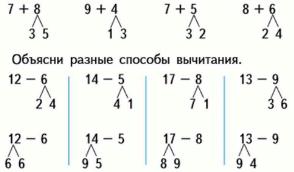 Страница 103 учебник Математика 1 класс 2 часть Моро задание 10