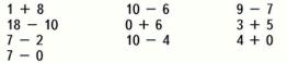Страница 110 учебник Математика 1 класс 2 часть Моро задание 2