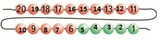 Страница 56 учебник Математика 1 класс 2 часть Моро задание 1 ответ