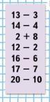 Страница 56 учебник Математика 1 класс 2 часть Моро задание на полях