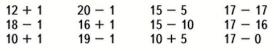 Страница 57 учебник Математика 1 класс 2 часть Моро задание 7