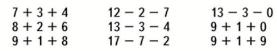 Страница 57 учебник Математика 1 класс 2 часть Моро задание 9