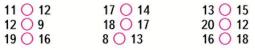 Страница 58 учебник Математика 1 класс 2 часть Моро задание 14