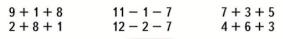 Страница 61 учебник Математика 1 класс 2 часть Моро задание внизу страницы