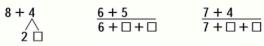 Страница 64 учебник Математика 1 класс 2 часть Моро задание 1
