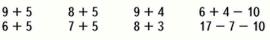 Страница 69 учебник Математика 1 класс 2 часть Моро задание 1
