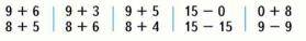 Страница 70 учебник Математика 1 класс 2 часть Моро задание 1