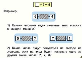 Страница 75 учебник Математика 1 класс 2 часть Моро задание 5