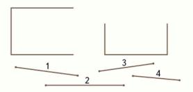Страница 76 учебник Математика 1 класс 2 часть Моро задание 6