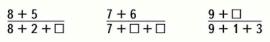 Страница 77 учебник Математика 1 класс 2 часть Моро задание 8