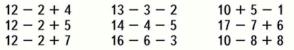 Страница 82 учебник Математика 1 класс 2 часть Моро задание 2