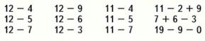 Страница 84 учебник Математика 1 класс 2 часть Моро задание 1