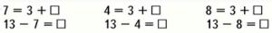 Страница 84 учебник Математика 1 класс 2 часть Моро задание внизу страницы