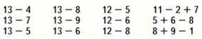 Страница 85 учебник Математика 1 класс 2 часть Моро задание 1