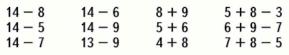 Страница 86 учебник Математика 1 класс 2 часть Моро задание 1