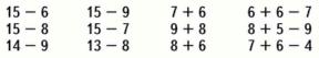 Страница 87 учебник Математика 1 класс 2 часть Моро задание 1