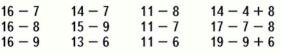 Страница 88 учебник Математика 1 класс 2 часть Моро задание 1