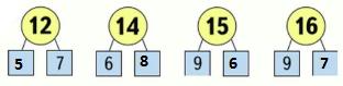Страница 89 учебник Математика 1 класс 2 часть Моро задание 2 ответ
