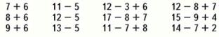 Страница 89 учебник Математика 1 класс 2 часть Моро задание 1