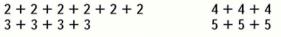 Страница 92 учебник Математика 1 класс 2 часть Моро задание 4
