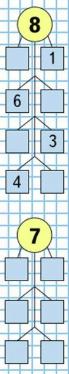 Страница 92 учебник Математика 1 класс 2 часть Моро задание на полях