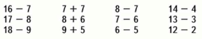 Страница 93 учебник Математика 1 класс 2 часть Моро задание 11-1