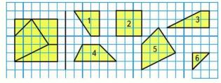 Страница 93 учебник Математика 1 класс 2 часть Моро задание 15