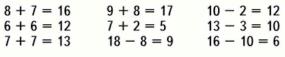 Страница 94 учебник Математика 1 класс 2 часть Моро задание 17
