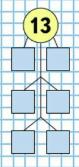 Страница 94 учебник Математика 1 класс 2 часть Моро задание на полях
